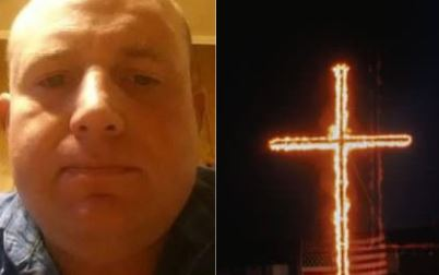Graham Williamson Faces Up To 30 Years In Prison For 2017 Cross Burning Which He Admitted Was Done To Intimidate Black Residents The Black Detour