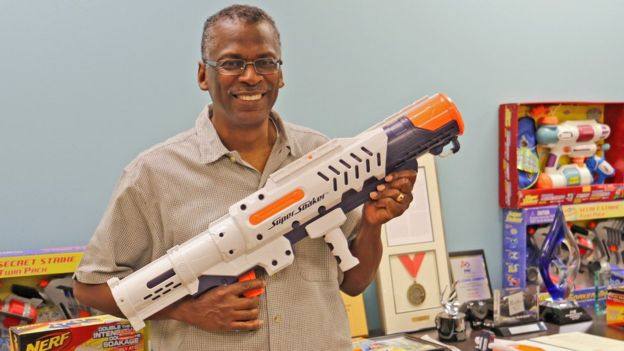 IMG  Lonnie G. Johnson, Inventor\
